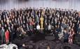 Indicados ao Oscar 2016 reunidos