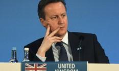 Premier defende uma série de medidas de austeridade que desagrada a população Foto: TOBY MELVILLE / REUTERS