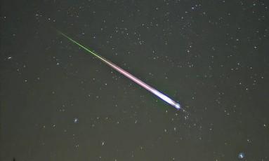 Cometa Halley passou pela última vez no Sistema Solar em 1986 Foto: Wikimedia Commons