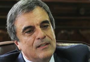 Análise. Para o ministro, Cunha queria que governo pressionasse o Conselho de Ética Foto: Givaldo Barbosa