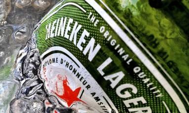 Garrafa de Heineken Foto: Matthew Lee / REUTERS
