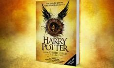 Capa provisória de 'Harry Potter e a criança amaldiçoada' Foto: Reprodução/Pottermore