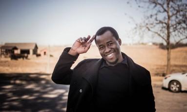 O nigeriano Chigozie Obioma Foto: Divulgação/Zach Mueller