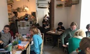 O primeiro concept store de ervas aromáticas de Milão Foto: Reprodução Facebook