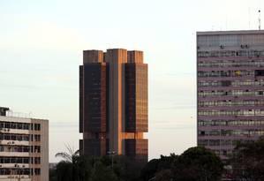 Sede do Banco Central em Brasília Foto: Gregg Newton / Bloomberg