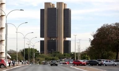 Banco Central, em Brasília Foto: Gregg Newton / Bloomberg
