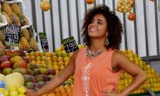 Vitamina C a favor da beleza Foto: Diego Mendes / Agência O Globo
