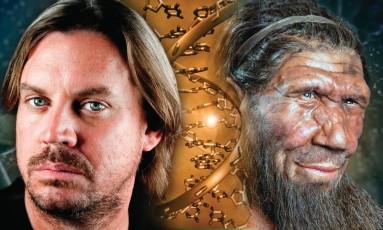 De 1 a 4% do DNA de pessoas de ascendência euroasiática foi herdado de neandertais Foto: Divulgaão/Michael Smeltzer/Universidade de Vanderbilt
