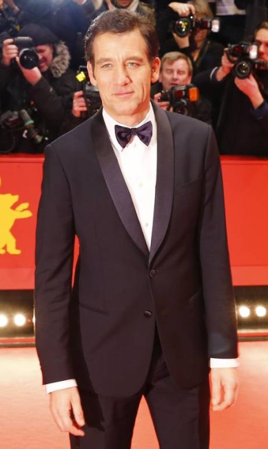 O ator Clive Owen Axel Schmidt / AP