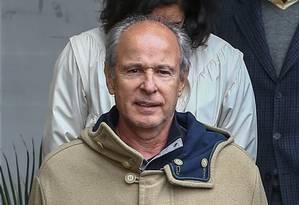 Otávio Azevedo, ex-presidente da Andrade Gutierrez Foto: Geraldo Bubniak