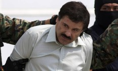 El Chapo sai em defesa de Kate del Castillo na investigação de lavagem de dinheiro em relações comerciais entre eles Foto: Eduardo Verdugo / AP