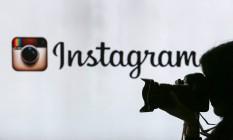 Com 400 milhões de usuários ativos, a aposta do Instagram é que a contagem de exibição impressione e convença criadores de vídeo Foto: Chris Ratcliffe / Bloomberg