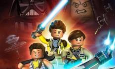 Poster do desenho animado 'Star Wars: The Freemaker Adventures' Foto: Divulgação