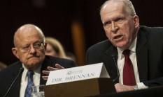 O adolescente teria invadido conta de e-mail pessoal do diretor da CIA, John Brennan Foto: Gabriella Demczuk / AFP