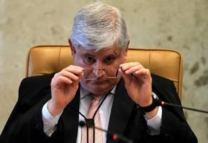 O procurador-geral da República, Rodrigo Janot Foto: Ailton de Freitas / Agência O Globo / 1-2-2016