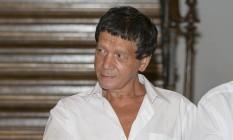 O poeta cabo-verdiano Armenio Vieira, ganhador do Prêmio Camões em 2009 Foto: Divulgação/Armindo Ribeiro