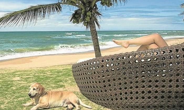 Península de Maraú, na Bahia Foto: Divulgação