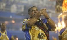 Laíla, diretor do carnaval da Beija Flor Foto: Roberto Moreyra / Agência O Globo