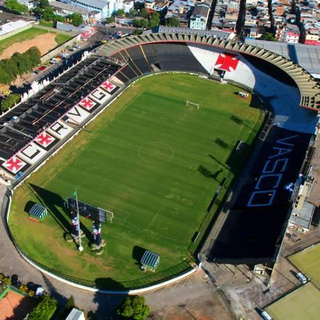 Somente os vascaínos vão poder comprar os ingressos em São Januário no dia da partida Foto: Genilson Araújo / Agência O Globo