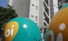 Na sede da Oi, no Leblon, a central telefônica, que ocupava os oito andares do edifício, hoje está em 25% do térreo Foto: Luiz Ackermann / Luiz Ackermann