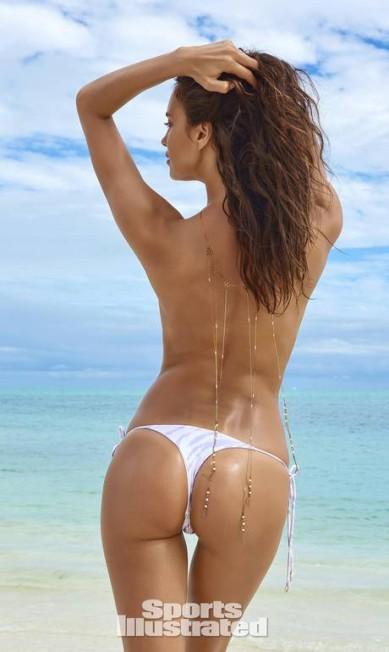 "Irina Shayk na ""Sports Illustrated"" Sports Illustrated"