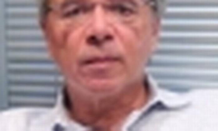 Paulo Guedes, economista Foto: Divulgação