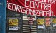 Mais de 200 escolas estaduais de São Paulo foram ocupadas, em 2015, em protesto contra o projeto de reorganização escolar proposto pelo governador de Geraldo Alckmin (PSDB)