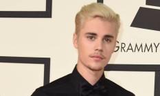 A sobriedade de Justin Bieber Foto: VALERIE MACON / AFP