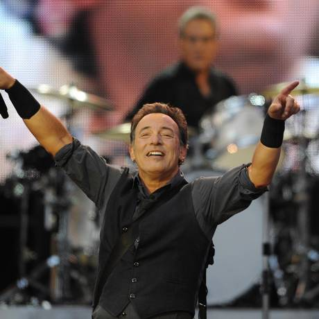 Bruce Springsteen Foto: REUTERS/Eloy Alonso