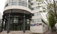 Sede da Alstom em Paris: empresa é suspeita de pagamento de propina