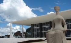 Prédio do STF, em Brasília Foto: Divulgação / STF