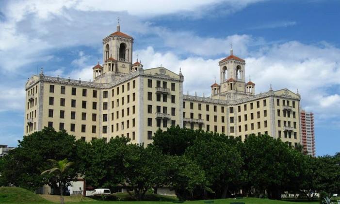 Hotel Nacional Foto: Eduardo Maia