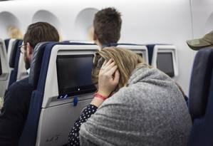 Por que os ouvidos doem no avião? Foto: Richard de Zoete / Divulgação