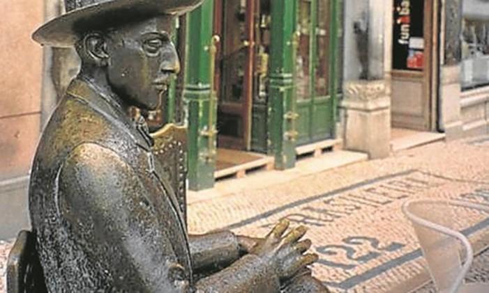 Fernando Pessoa Foto: Maria Cristina Valente