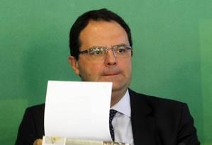Nelson Barbosa, ministro da Fazenda Foto: Givaldo Barbosa / Agência O Globo