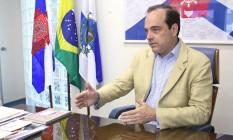 Carlos Roberto Osorio, ex-secretário minicipal de Transportes Foto: 19/04/2013 - Divulgação