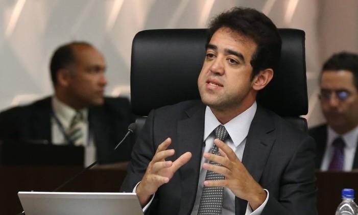 O Ministro do TCU Bruno Dantas Foto: 21/01/2015 - Ailton de Freitas/ Agência O Globo / Ailton de Freitas/ Agência O Globo