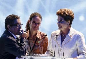 Marqueteiro João Santana trabalhou nas duas eleições da presidente Dilma Rousseff Foto: Miguel Schincariol / AFP