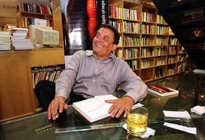 Vencedor de três eleições presidenciais com o PT, o marqueteiro João Santa teve prisão decretada em nova fase da Operação Lava-Jato Foto: Agilberto Lima / Agência O Globo