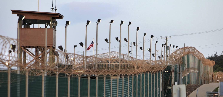 A prisão de Guantánamo, em foto de 2010 Foto: RICHARD PERRY / NYT