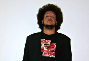 Marcelo Caetano foi o primeiro estudante a conquistar o direito ao uso do nome social na UnB Foto: ARQUIVO PESSOAL