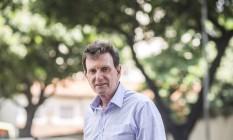 Senador Marcelo Crivella acerta filiação ao PSB Foto: Aline Massuca/Valor