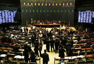 """Deputados podem anunciar trocas de partido durante a """"janela da infidelidade"""", até 18 de março Foto: Ailton de Freitas / Agência O Globo / 18-2-2016"""