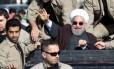 O moderado Hassan Rouhani, eleito presidente em 2013, mudou o cenário político iraniano