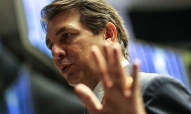 O deputado Arthur Maia (SD-BA) Foto: André Coelho / Agência O Globo