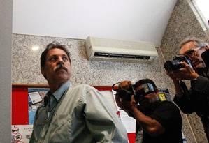 O ex-tesoureiro do PT, Delúbio Soares Foto: André Coelho / Agência O Globo / 30-9-2014