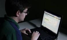 Receita alerta para que, ao receber a carta, contribuinte não acesse o endereço eletrônico indicado na correspondência Foto: Domingos Peixoto / Agência O Globo