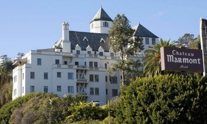 The Chateau Marmont Foto: Divulgação