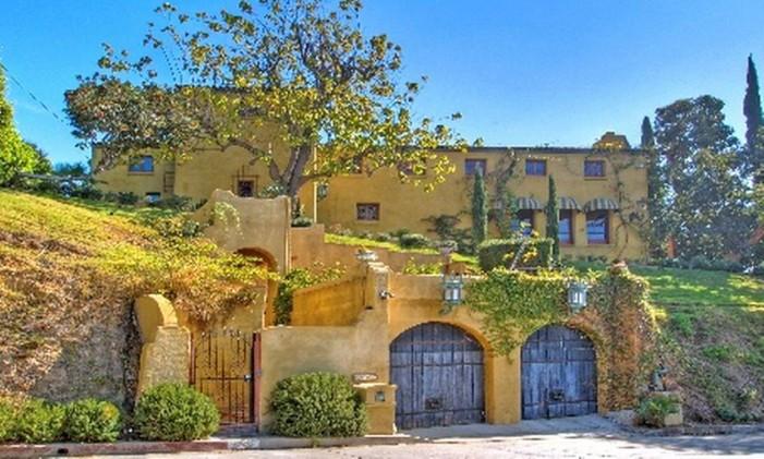 The Villa Sophia, na Califórnia Foto: Divulgação