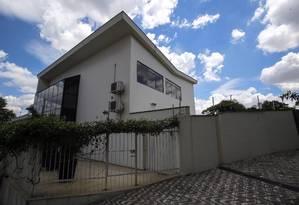 Sede do Instituto Lula Foto: Edilson Dantas / Agência O Globo
